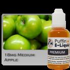 Apple 18mg - Medium - 30ml