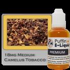 Camelus 18mg - Medium - 30ml