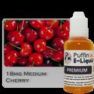 Cherrylicious 18mg - Medium - 20ml