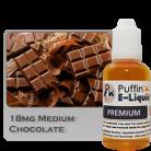 Double Chocolate 18mg - Medium - 30ml