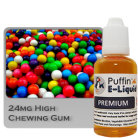 Chewing Gum 24mg - High - 30ml