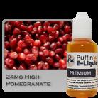 Pomegranate 24mg - High - 30ml