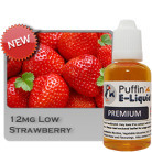 Strawberry 12mg - Low - 30ml